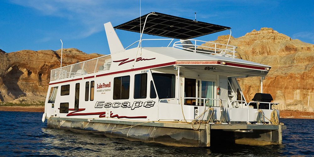 54 Ft Escape Houseboat