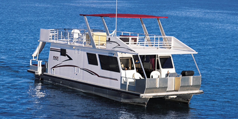 Economy Houseboat Rentals at Lake Powell Resorts & Marinas in AZ & UT