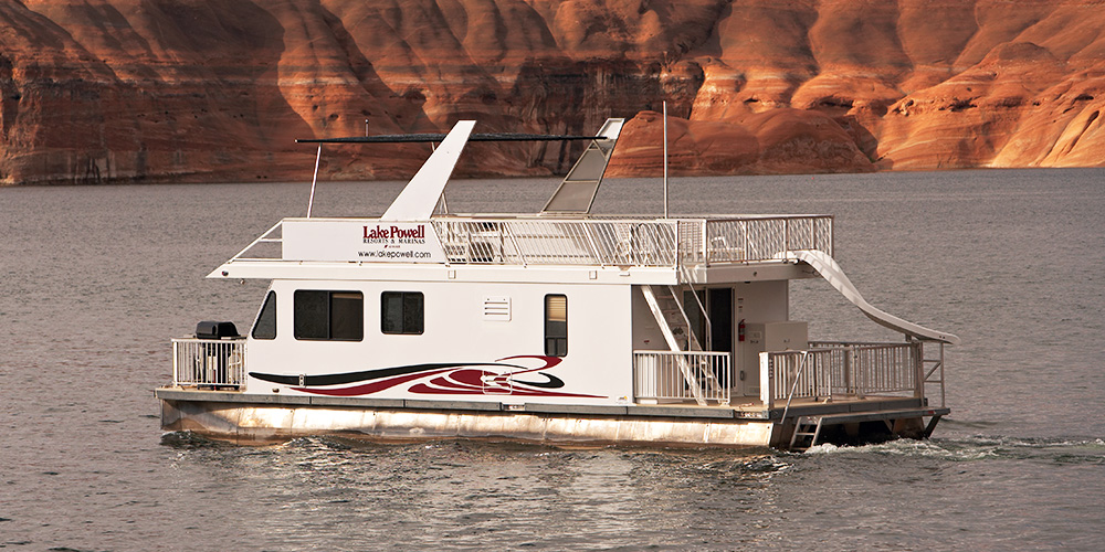 46 Ft Expedition Houseboat