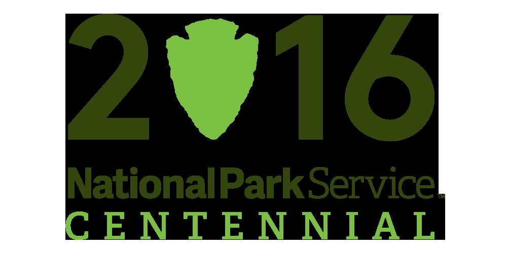 national park service releases their centennial logo
