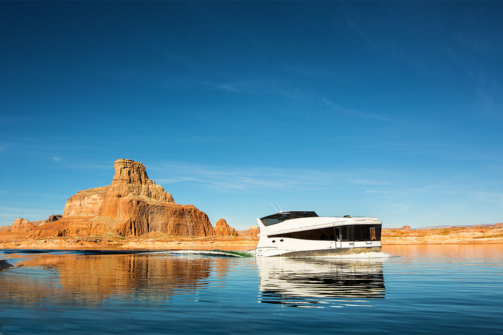 Axiom Star Houseboat