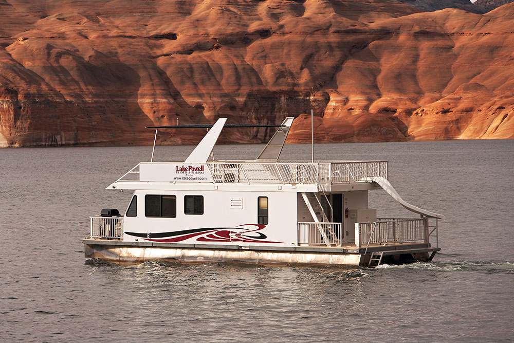 Expedition Houseboat