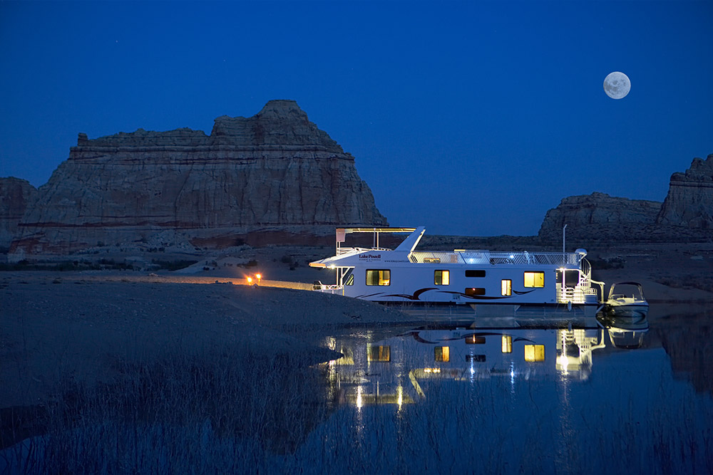 Journey Houseboat