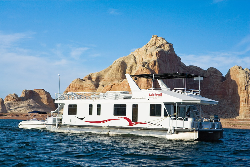 Introduction to Houseboating Weekends - Wahweap Marina