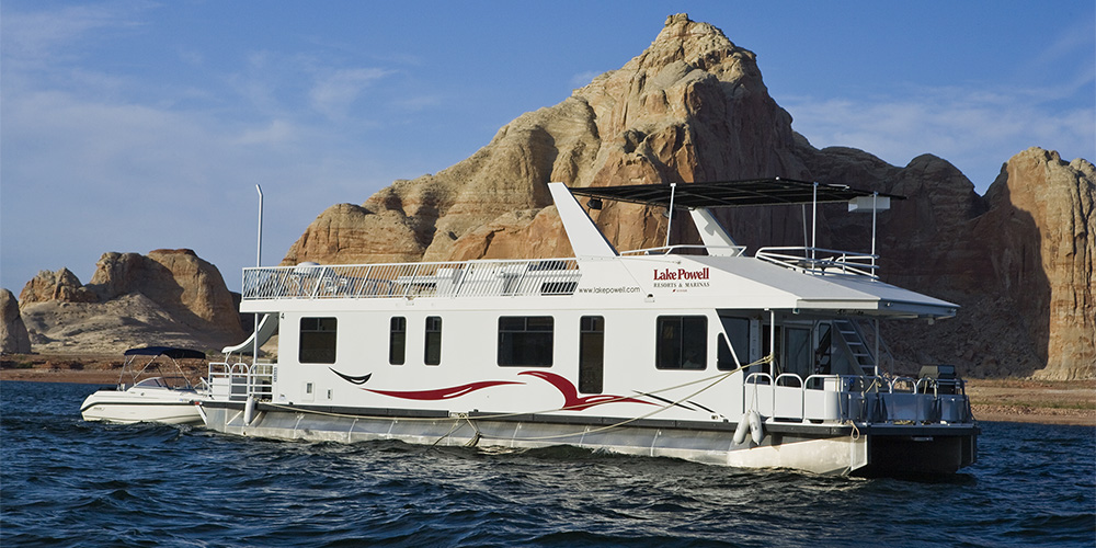 Lake Powell - America's Best Houseboating Destination | Lake Powell