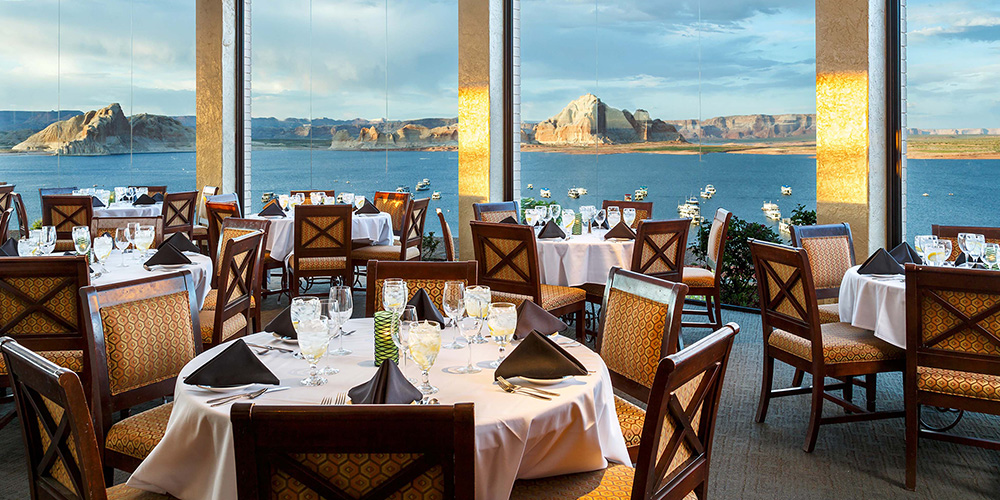 Lake Powell Lodging Experience