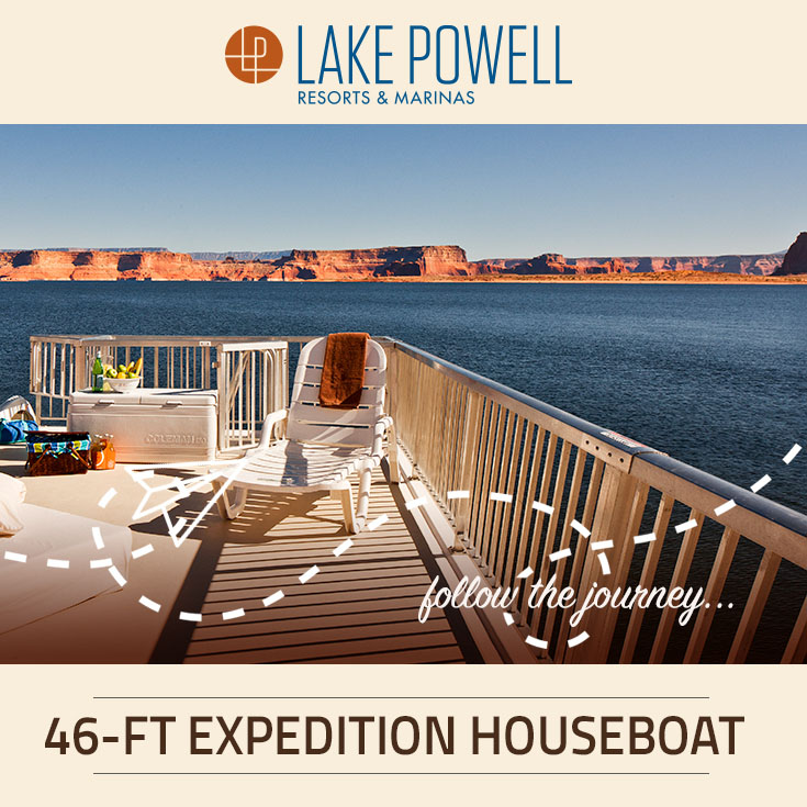 The Expedition Economy Houseboat Available For Rent At