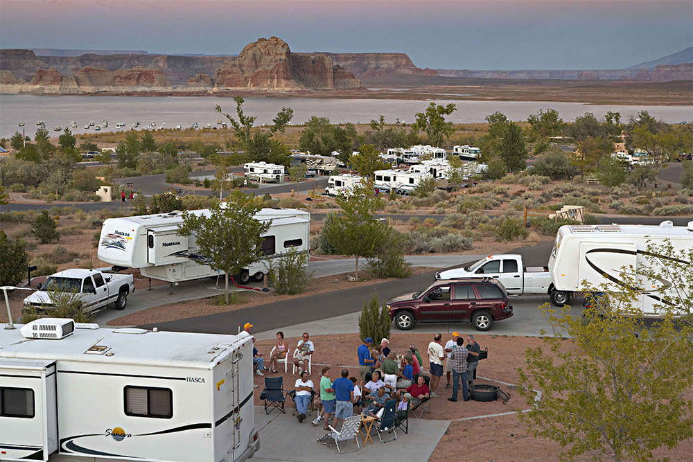 Wahweap RV & Campground