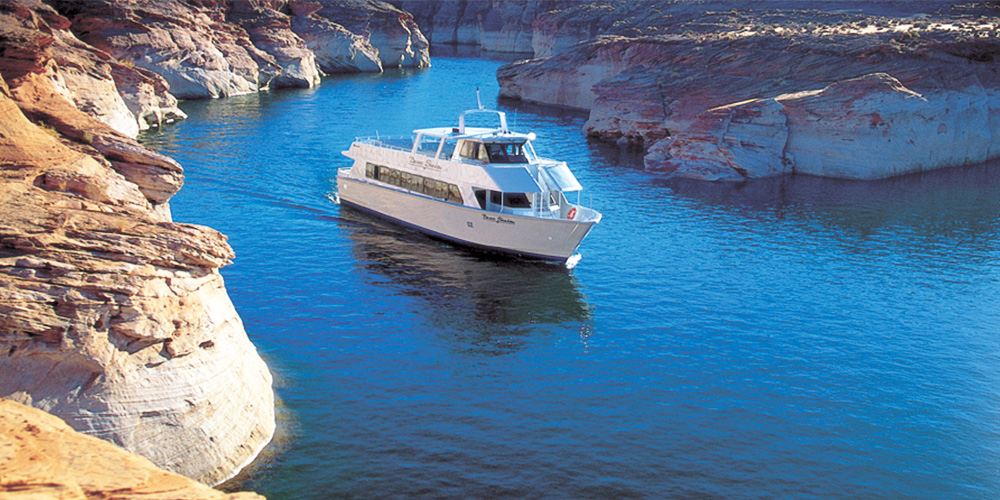 Wahweap Marina - Lake Powell AZ - Boat Tours | Lake Powell