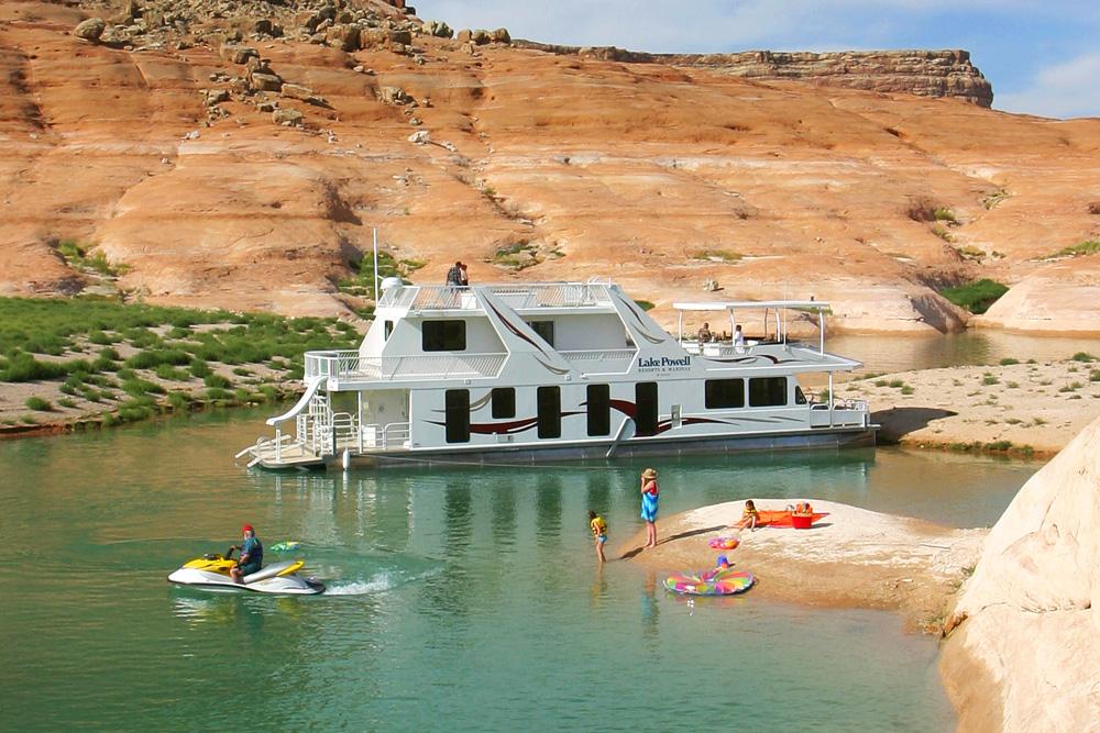 Houseboat Specials Lake Powell Resorts Amp Marinas Az Amp Ut