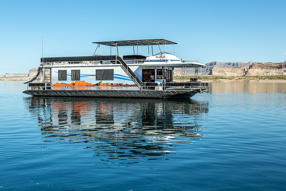 Discovery XL Houseboat
