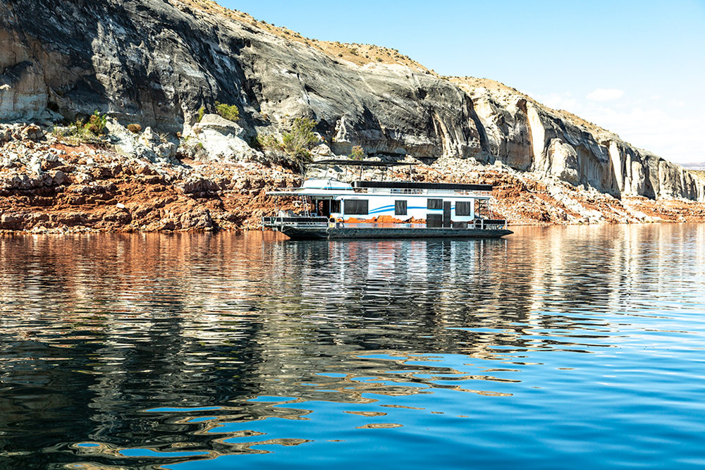 Discover XL Houseboat