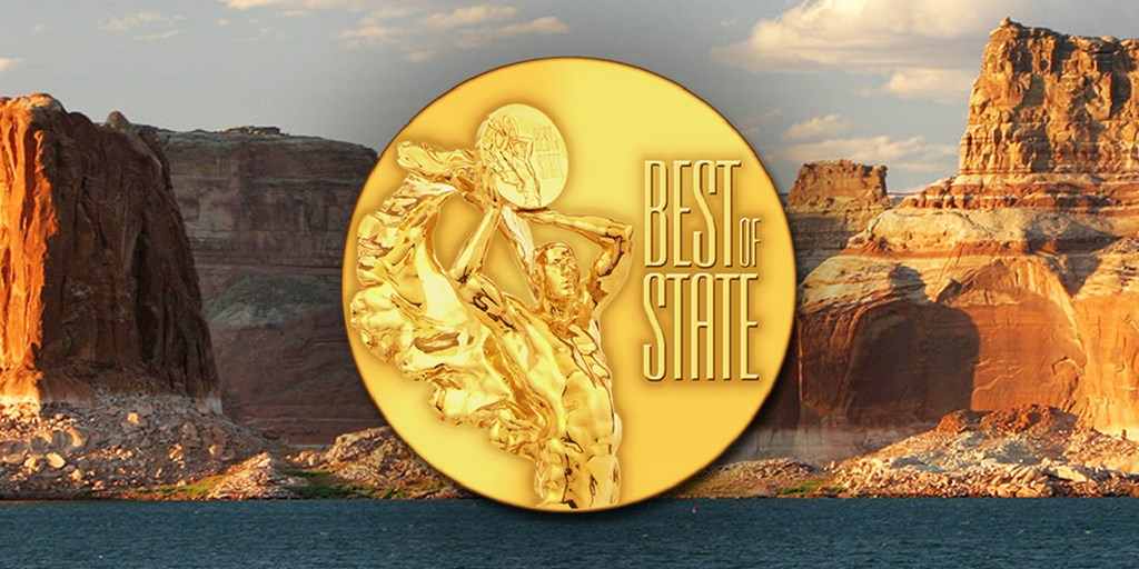 2016 Utah Best of State Award Winner